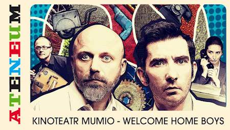 Kabaret Mumio - Welcome Home Boys
