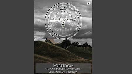 Forndom + support