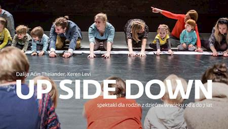 "DALIJA AĆIN THELANDER / KEREN LEVI ""UP SIDE DOWN"""