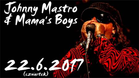 Johnny Mastro & Mama's Boys (USA)