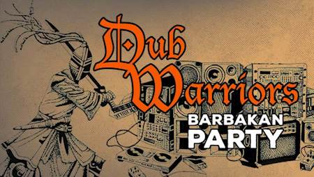 DUB WARRIORS PARTY