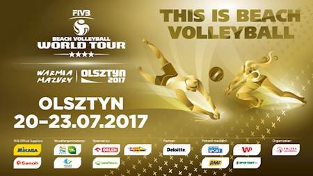 FIVB Beach Volleyball Warmia Mazury World Tour Olsztyn 2017