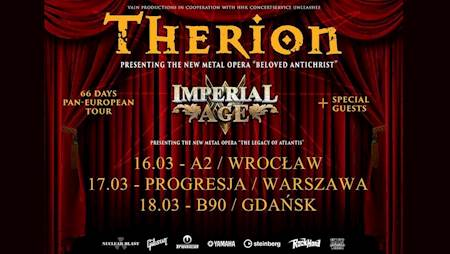 THERION + IMPERIAL AGE, NULL POSITIVE