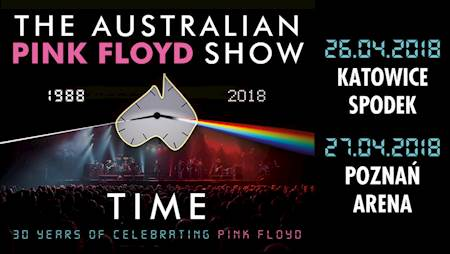 The Australian Pink Floyd Show - Time: 30 YEARS OF CELEBRATING PINK FLOYD!