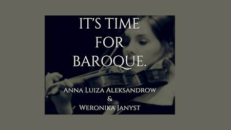 IT'S TIME for Baroque.