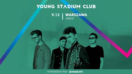 Young Stadium Club – Everything Everyone Everywhere