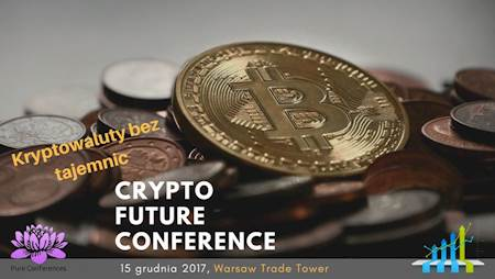 Konferencja Crypto Future Conference