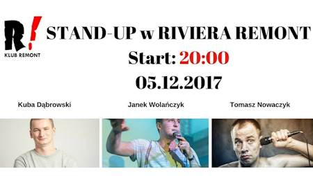 Stand-Up w Remoncie