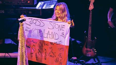 TRIBUTE TO JOSS STONE