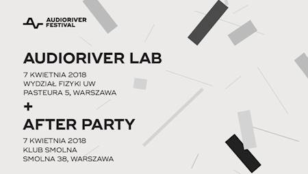 Audioriver Lab + After Party