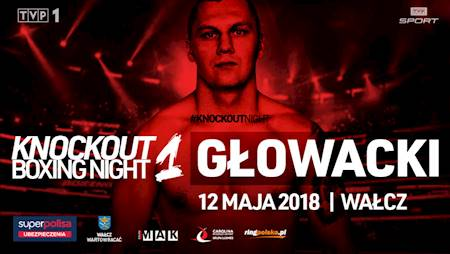 KnockOut Boxing Night 1