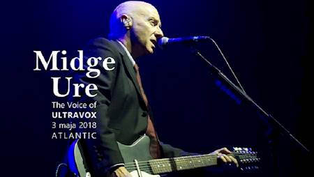 Midge Ure 'The Voice Of Ultravox'