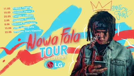 "Young Multi ""Nowa Fala Tour"""