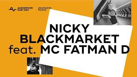 Nicky Blackmarket feat. MC Fatman D