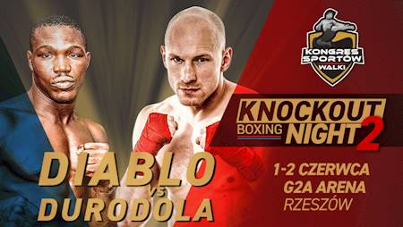 Kongres Sportów Walki + KnockOut Boxing Night 2