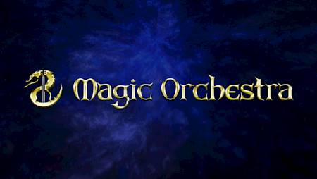 Koncert muzyki z gier video - Magic Orchestra