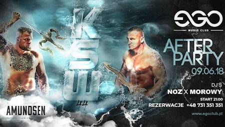 KSW After Party | Noz & Morowy / powered by Amundsen