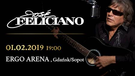 "José Feliciano – ""On My Latin Street"" Tour"