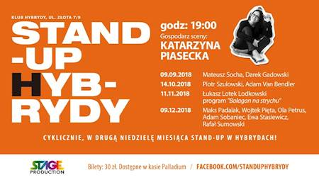 Stand - up Hybrydy