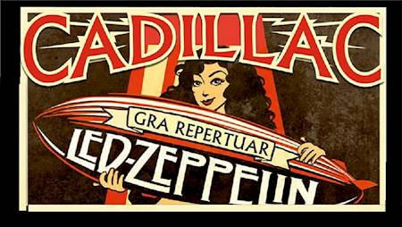 Tribute to Led Zeppelin gra zespół Cadillac!