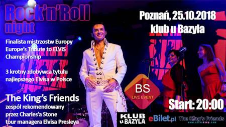 Rock'n'Roll Night: Elvis Tribute Show