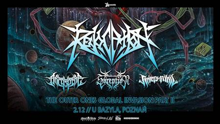 "REVOCATION ""THE OUTER ONES GLOBAL INVASION PART II"""