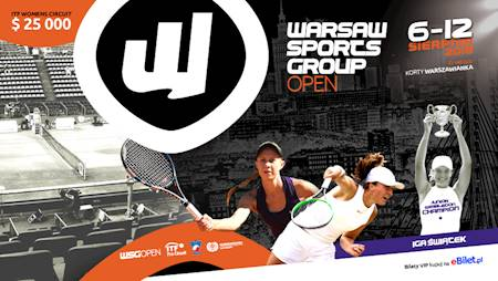 Warsaw Sports Group Open 2018