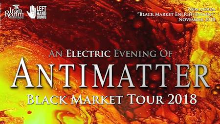 An Electric Evening of Antimatter