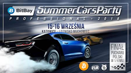 BitBay Summer Cars Party Professional 2018