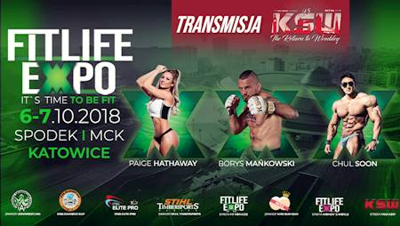 Fit Life Expo 2018