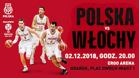 POLAND vs CROATIA - Basketball (World Cup Qualifiers)