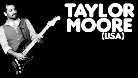 Taylor Moore Band (USA)