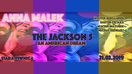 "TRIBUTE TO THE JACKSON 5: ""An American Dream"""