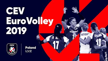 CEV EuroVolley 2019