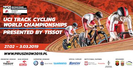 2019 UCI Track Cycling World Championships presented by TISSOT