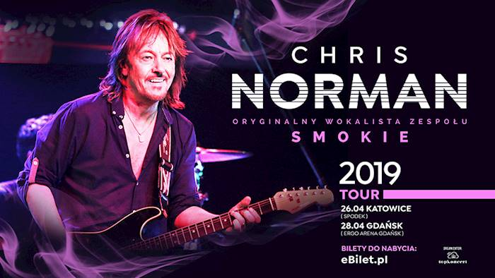 chris norman smokie now