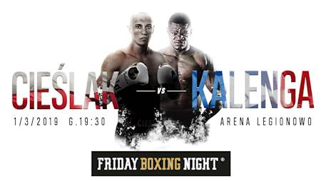 Friday Boxing Night