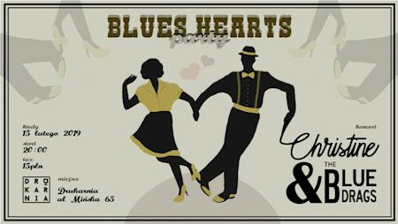Blues Hearts Party