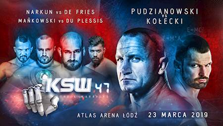 KSW 47: The X-Warriors