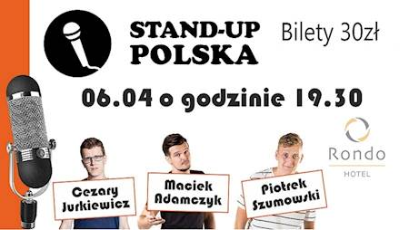 Szalony Stand-Up