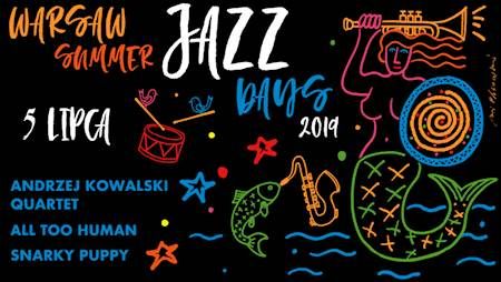 Warsaw Summer Jazz Days 2019