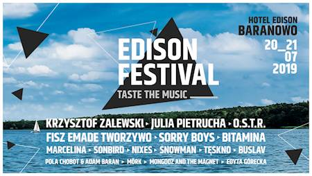 Edison Festival - Taste The Music