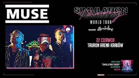 MUSE Simulation Theory World Tour