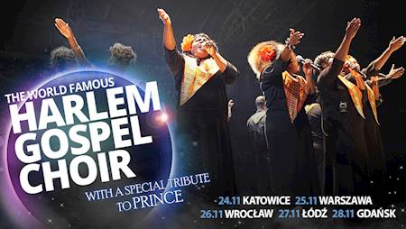 Harlem Gospel Choir  - Tribute to Prince!