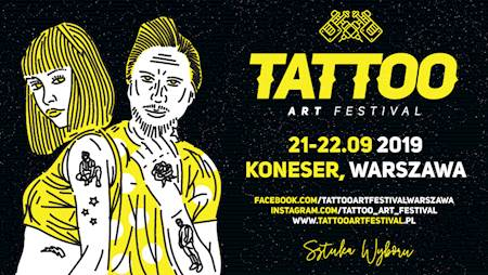 Tattoo Art Festival 2019