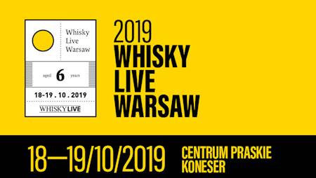 Whisky Live Warsaw 2019