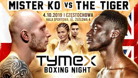 Tymex Boxing Night