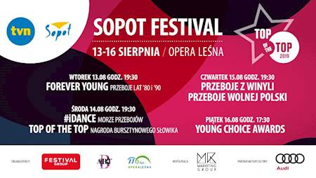 TOP of the TOP Sopot Festival 2019