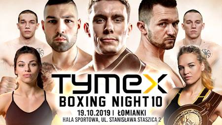 Tymex Boxing Night 10