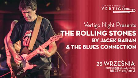 The Rolling Stones by Jacek Baran & The Blues Connection